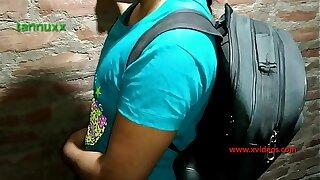 high school girl fucked little by techer teen India desi