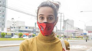 VENEZUELAN MODEL tricked into photo shoot