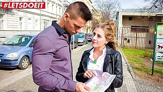 Hot Czech Teen duplicity Board purchase handsome the brush domicile (Silvia Dellai & Angelo Godshack)