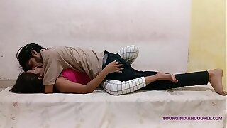 Indian Chubby Mamma Teen Sarika Hot Copulation