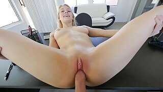 LOAN4K. Go-go dancer from local strip-bar is ready for sex