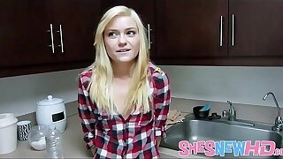 Chloe Foster First Porn